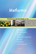 Metformin 553 Questions to Ask that Matter to You