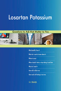 Losartan Potassium 626 Questions to Ask that Matter to You