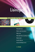 Lisinopril 588 Questions to Ask that Matter to You