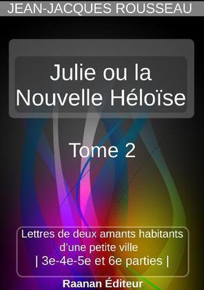 Julie ou la Nouvelle Héloïse 2