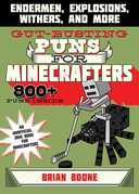 Gut-Busting Puns for Minecrafters