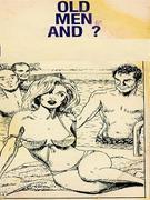 Old Men And ? (Vintage Erotic Novel)