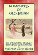 ROMANCES OF OLD JAPAN - 11 illustrated romances from the Ancient land of Nippon