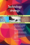 Technology strategy: The Ultimate Step-By-Step Guide