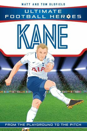 Kane (Ultimate Football Heroes - the No. 1 football series) Collect them all!
