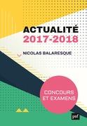 Actualité 2017-2018. Concours et examens