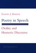 Poetry in Speech