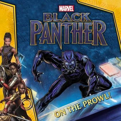 MARVEL's Black Panther: On the Prowl!