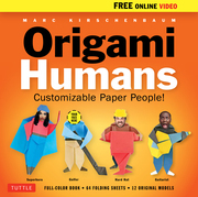Origami Humans Ebook