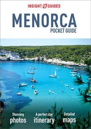 Insight Guides Pocket Menorca