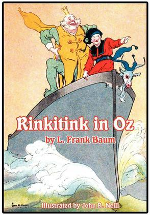 The Illustrated Rinkitink in Oz