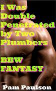 I Was Double Penetrated by Two Plumbers BBW fantasy