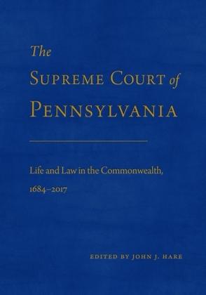 The Supreme Court of Pennsylvania