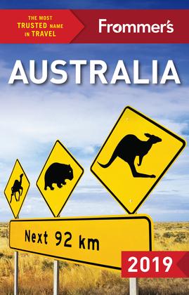 Frommer's EasyGuide to Australia 2019