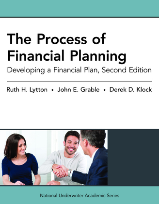 The Process of Financial Planning, 2nd Edition