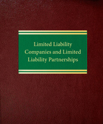 Limited Liability Companies and Limited Liability Partnerships