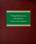 Doing Business on the Internet: Forms and Analysis