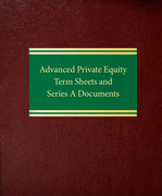 Advanced Private Equity Term Sheets and Series A Documents