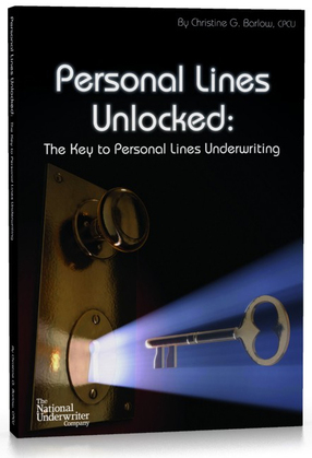Personal Lines Unlocked: The Key to Personal Lines Underwriting