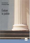 Évaluer la justice