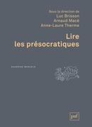 Lire les présocratiques