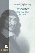 Descartes et la question du sujet