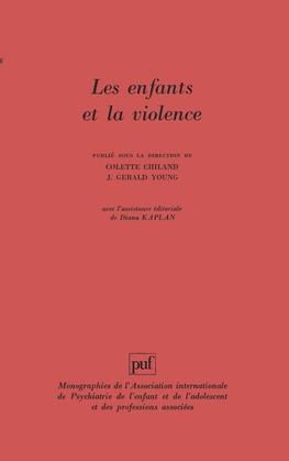 Les enfants et la violence