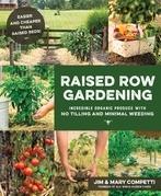 Raised Row Gardening