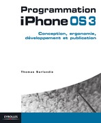 Programmation iPhone OS 3
