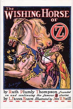 The Illustrated Wishing Horse of Oz