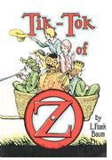 The Illustrated Tik-Tok of Oz
