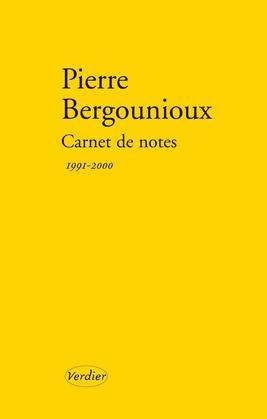 Carnet de notes 1991 - 2000