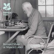 Bernard Shaw at Shaw's Corner