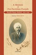 A Memoir of Pre-Partition Punjab