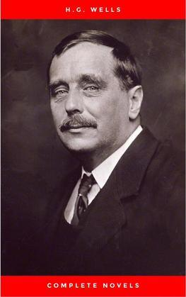 H.G. Wells Seven Novels, Complete & Unabridged The Time Machine, Island of Dr. Moreau, Invisible Man, First Men In The Moon, Food of the Gods, In the Days of the Comet and War of the Worlds