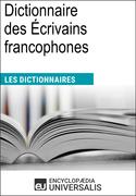 Dictionnaire des Écrivains francophones