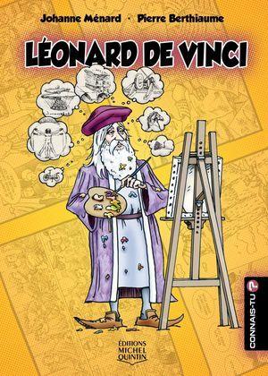 Connais-tu? - En couleurs 20 - Leonard de Vinci