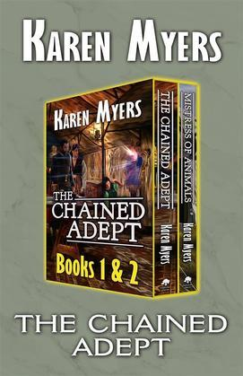 The Chained Adept 1-2