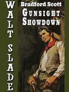 Gunsight Showdown: A Walt Slade Western