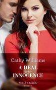 A Deal For Her Innocence (Mills & Boon Modern)