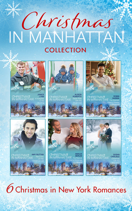 Chistmas In Manhattan Collection (Mills & Boon e-Book Collections)