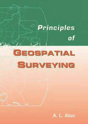 Principles of Geospatial Surveying