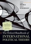 The Oxford Handbook of International Political Theory