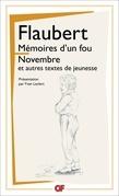 Mémoires d'un fou - Novembre et autres textes de jeunesse