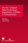 The EU General Data Protection Regulation (GDPR)