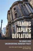 Taming Japan's Deflation