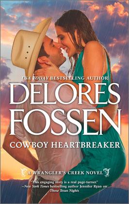 Cowboy Heartbreaker (A Wrangler's Creek Novel, Book 11)
