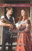 Accidental Family (Mills & Boon Love Inspired Historical) (The Bachelors of Aspen Valley, Book 2)