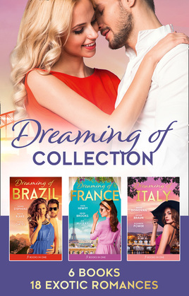 The Dreaming Of... Collection (Mills & Boon e-Book Collections)