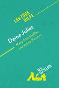 Deine Juliet von Mary Ann Shaffer und Annie Barrows (Lektürehilfe)